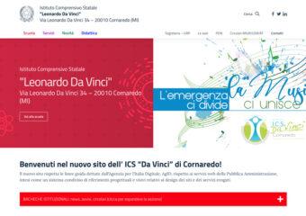 Cornaredo (MI) – IC Leonardo da Vinci