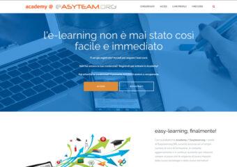 Easyteam.org SRL – Academy e-learning