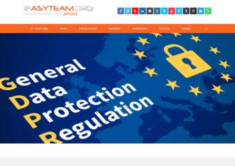 Easyteam.org SRL – GDPR e Privacy