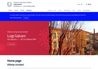 Milano – IC Galvani