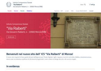 Monza – IC Giovanni Raiberti