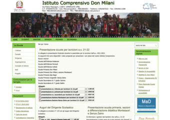 Vimercate (MB) – IC Don Milani